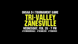 RIVALRY REMATCH: Tri-Valley at Zanesville [HOOPS HYPE VIDEO]