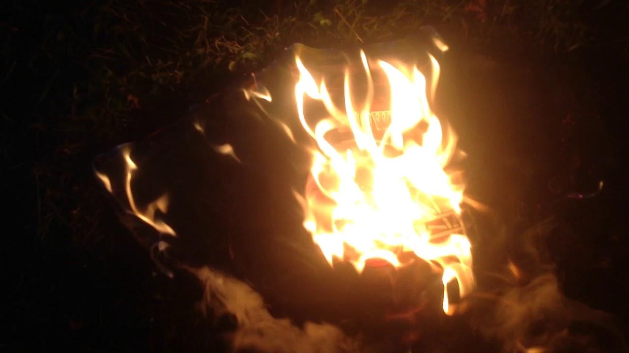 4120503b01d Burning Browns NFL Apparel - YouTube