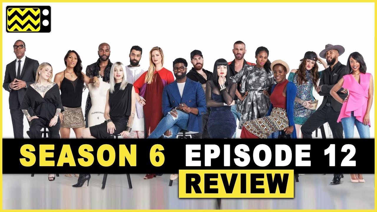 Project Runway: All Stars Season 6 Episode 12 Review & Reaction   AfterBuzz  TV