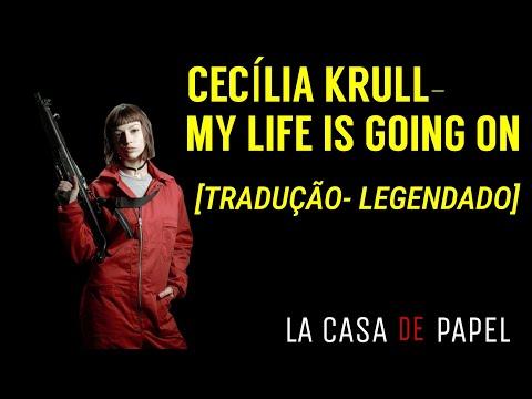 Cecilia Krull- My life is going on [TRADUÇÃO.LEGENDADO]