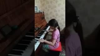 Реквием по мечте. На пианино.