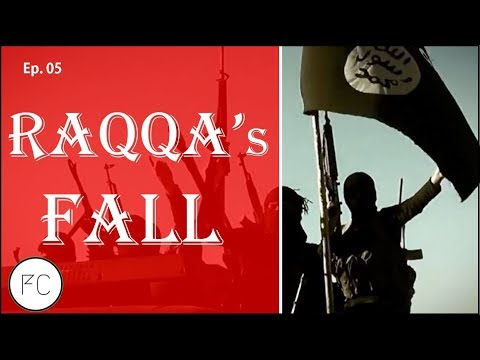 The fall of Raqqa