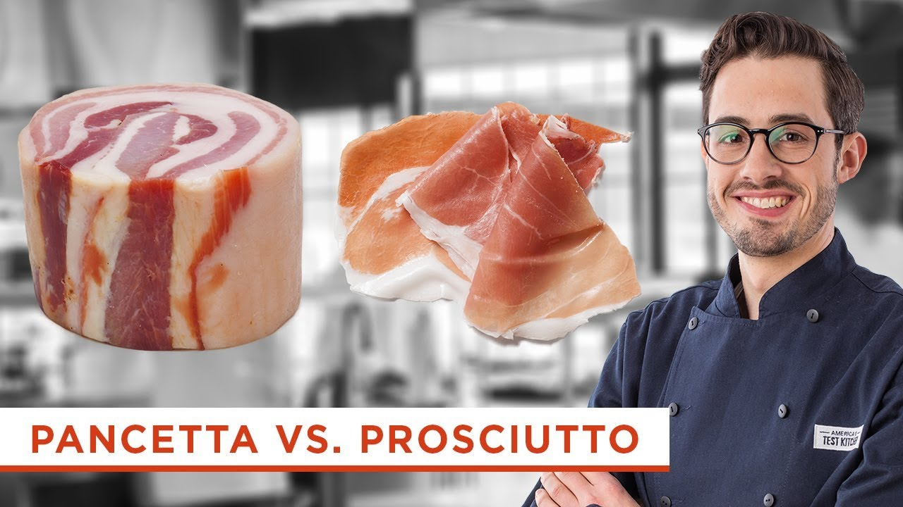 What S The Difference Between Pancetta And Prosciutto Here S What