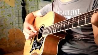 [Hứa Tiên]- Có Anh Ở Đây Rồi - Cover Guitar Acoustic - DEMO