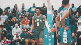 PVI TREVOR KEELS GOES CRAZY @ HOOPFEST DC 14pts in the 4th