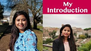 AN INTRODUCTION VIDEO ABOUT ME || WHO AM I ?? INDIAN VLOGGER SOUMI