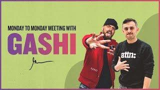Talking to Gashi About Blocking Negative Energy Monday to Monday Meeting