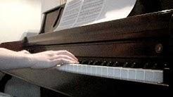Indica - Onnen Kartano (Piano Cover)