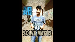 Solve your math problems with mathway(Bangla)