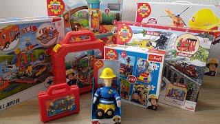 TOP TOYS Feuerwehrmann Sam/ Firefighter Sam / пожарный Сэм /Fireman Sam / İtfaiyeci Sam