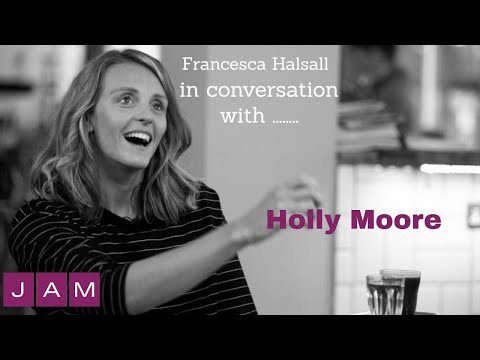 In conversation with Holly Moore