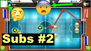 Soccer Stars - 1V1 Subscribers GamePlay - Real Amazing Goals - #2