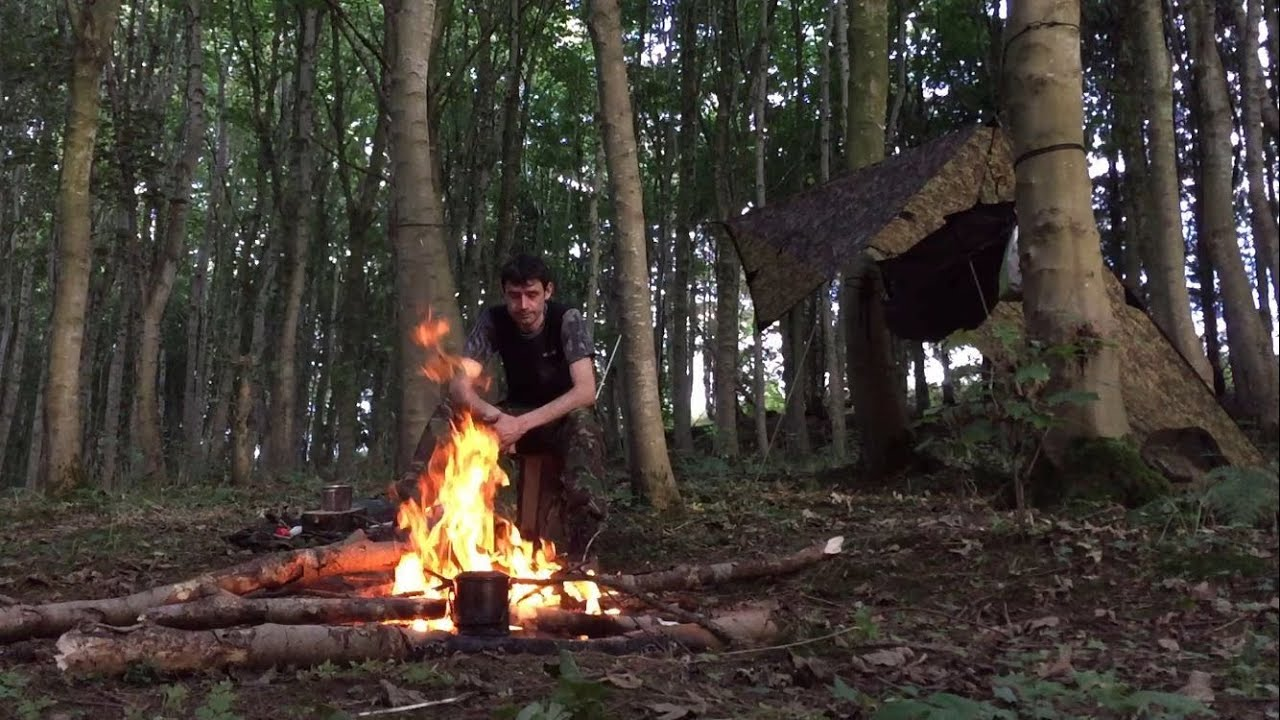 solo wild hammock camping   2 nights   youtube  rh   youtube