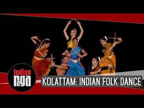 Kolattam: Indian Folk Dance