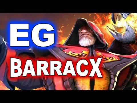 EG vs PG.Barracx - GALAXY BATTLES 2 Lan DOTA 2