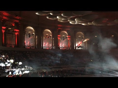1812 Overture- Royal Albert Hall - 2017 - Complete - WITH CANONS @ 12mins:20secs !!!! - OUTSTANDING