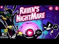 Teens Titans Go! - Raven's Nightmare [Cartoon Network Games]