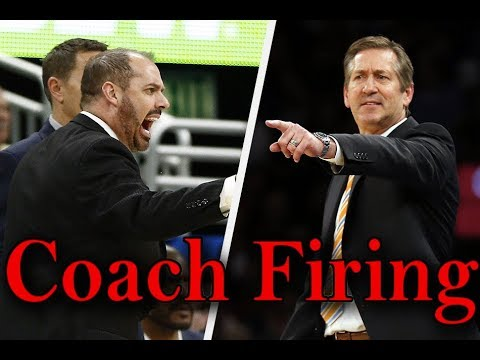 NBA HEAD Coaches Fired