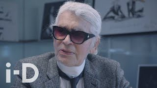 Download lagu One of Karl Lagerfeld's Last Interviews Ever | i-D