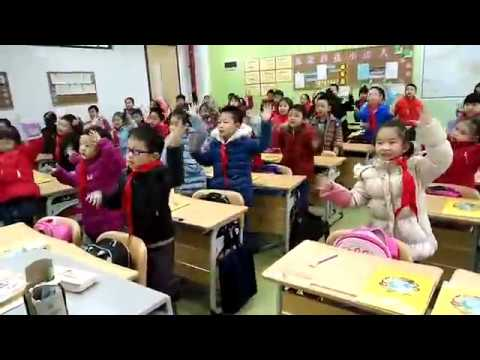 Baby Shark Dance  Chinese KIDS  Sing and Dance!