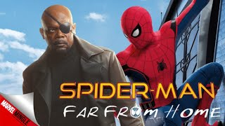 NICK FURY to be in Spider-Man: Far From Home | Marvel Mingle