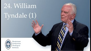 Episode 24: William Tyndale (Part 1) With Rev. Dr Ian Hamilton