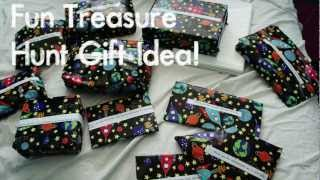 Fun Treasure Hunt Gift Idea