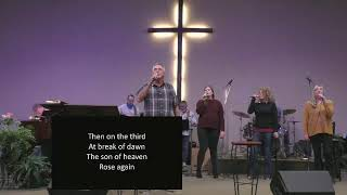 Hope in the Valley Baptist Church 4-5-20