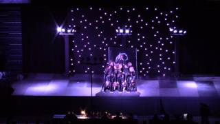 Sigma Kappa (2nd Place Sorority): Step Show 2015