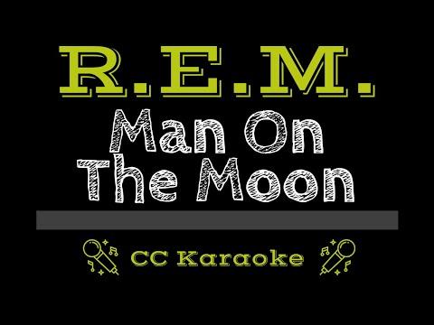 REM   Man on the Moon CC Karaoke Instrumental