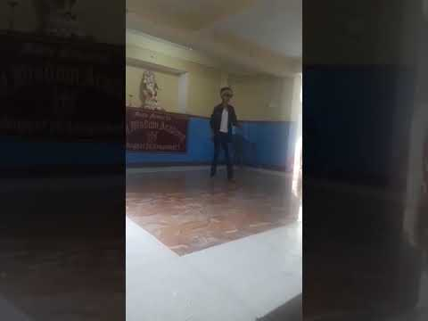 Lohaghat Holy wisdom academy super dance performance