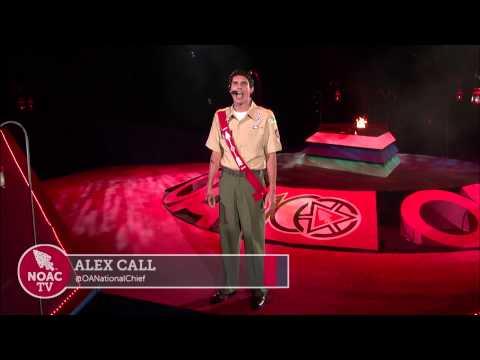2015 National Chief Alex Call Address