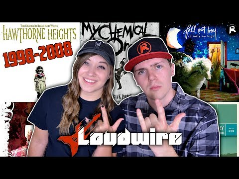 REACTING TO LOUDWIRE'S BEST EMO SONGS 1998-2018