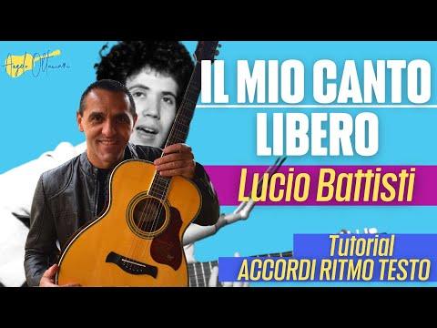 Il Mio Canto Libero - Lucio Battisti