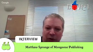 Traveller Interview with Matthew Sprange of Mongoose Publishing