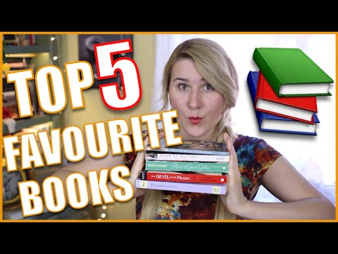 Top 5 Favourite Books/Must Read Books