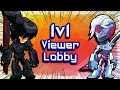 ►PC◄ 1v1 VIEWER LOBBY! • Brawlhalla Sparring Session