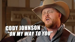 "Gambar cover Cody Johnson, ""On My Way To You"""