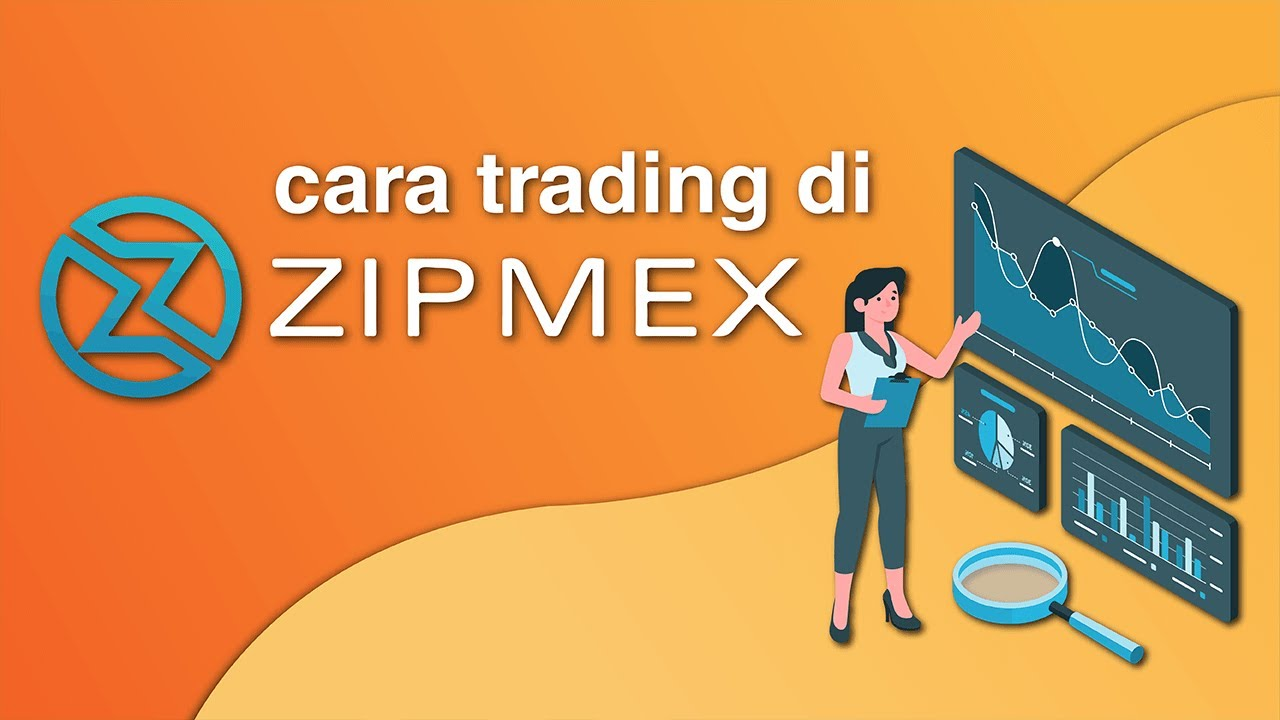 Cara Trading Bitcoin di Zipmex mudah untuk Pemula! - YouTube