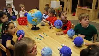 Делаем модель Земли