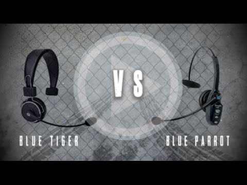 Trucker Bluetooth Headset Reviews: BlueParrott vs. BlueTiger