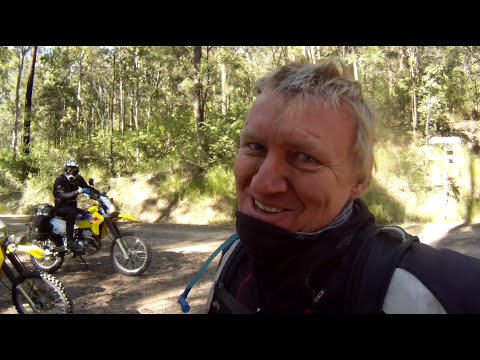 5 DAY ADVENTURE RIDE - BRISBANE TO NYMBOIDA & BACK