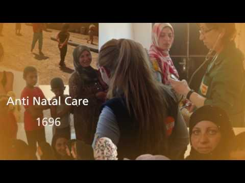 How UNFPA and ECHO Support women in Al Hasakah, Syria