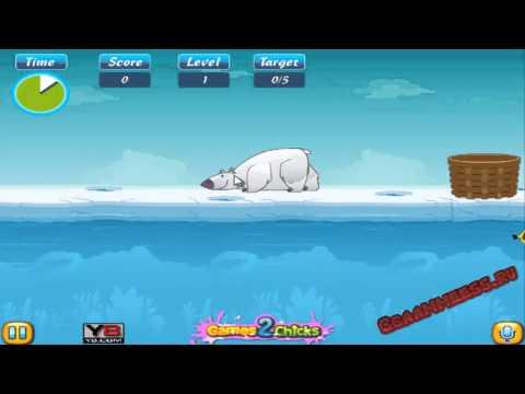 Игры для мальчиков Рыбалка и Охота