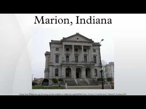 Marion, Indiana