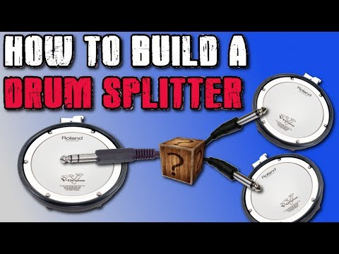 Make a Drumsplitter Cable