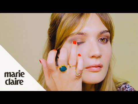 How To Do A Smokey Eye In 3 Easy Steps - Marie Claire Basic Training