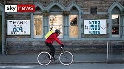 Wales first in UK to ease some coronavirus lockdown measures