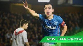 FINALMENTE ACONTECEU, EU MITEI !!! - New Star Soccer #19