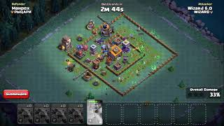 Easy Way to Win Attack in Clash of Clans | Game Tricks
